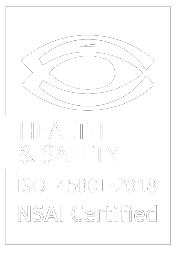 Health & Safety ISO 45001 2018 NSA certified logo